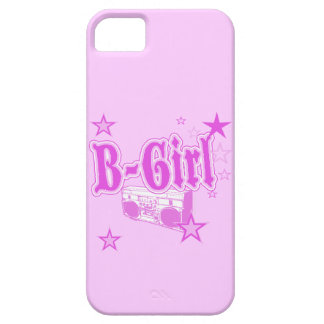 B-Girl Pink iPhone 5 Case