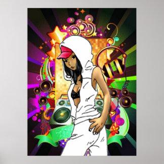 B-Girl Poster #2