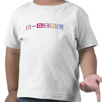 B-Girl T Shirts