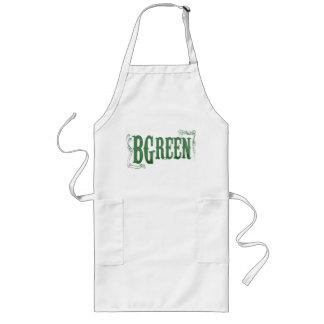 B Green Aprons