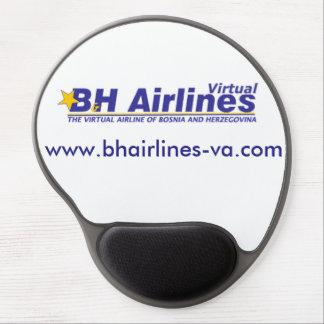 B&H Airlines Virtual - Gel mousepad