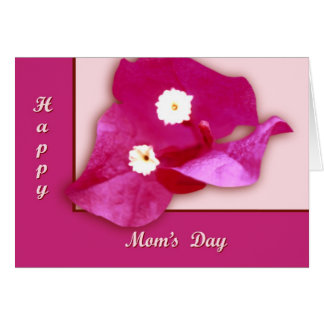 b h mom dy card