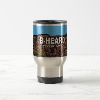 B-Heard travel mug