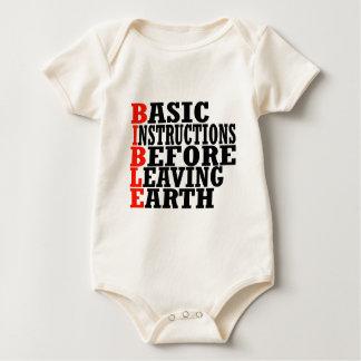 B.I.B.L.E. -- Apparel Baby Bodysuits
