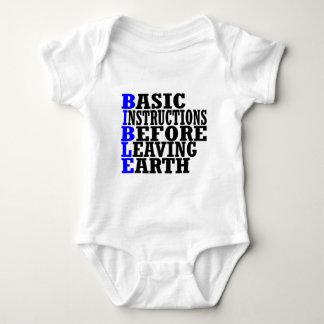 B.I.B.L.E. -- T-Shirt