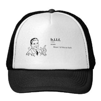 B.I.L.F. TRUCKER HAT
