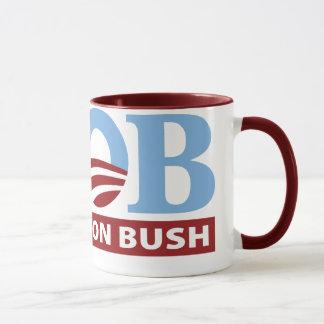 B.I.O.B. Blame It On Bush Mug