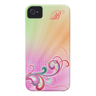 B iPhone 4 COVER