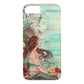 B iPhone 7 case Cover Mermaid IT!!