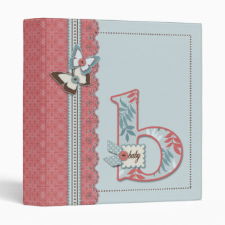 B is for Baby 1.0 Binder