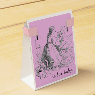 B is for Baby Favor Box