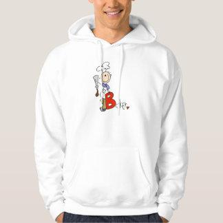 B is for Baker Hooded Pullover