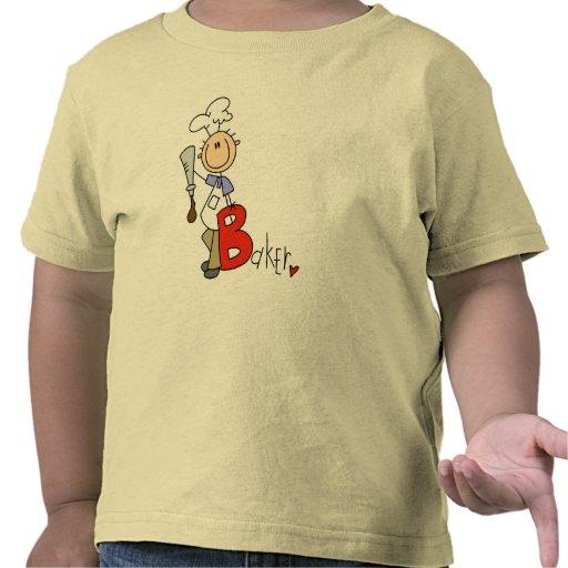 B is for Baker Shirt