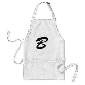 B is For Baller! Apron