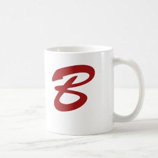 B is For Baller! Coffee Mug