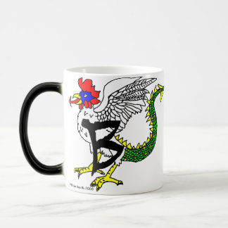 B is for Basilisk Magic Mug