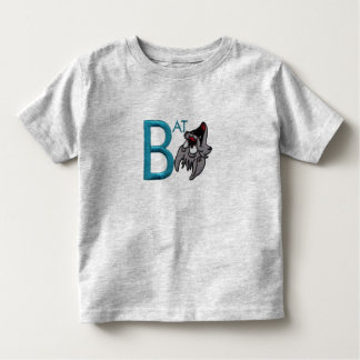 B is for Bat Toddler T-shirt