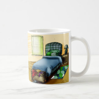 B is for Bedroom Coffee Mug