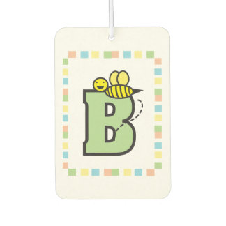 B is for Bee Air Freshener