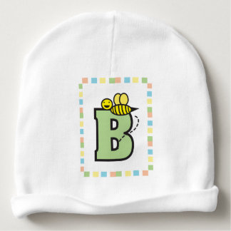B is for Bee Baby Beanie