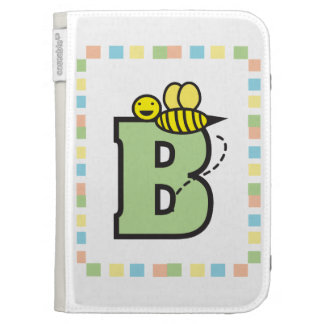 B is for Bee Caseable Case Case For Kindle