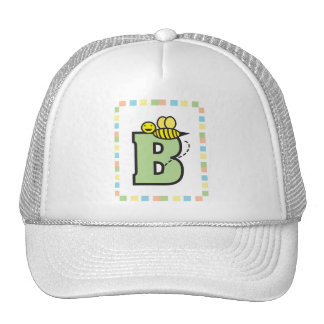 B is for Bee Hat