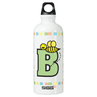 B is for Bee Liberty Bottle SIGG Traveler 0.6L Water Bottle