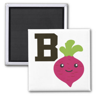 B is for Beet Magnet