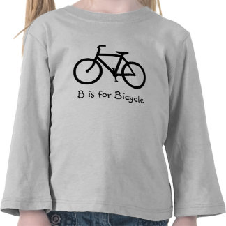 B is for Bicycle Shirts