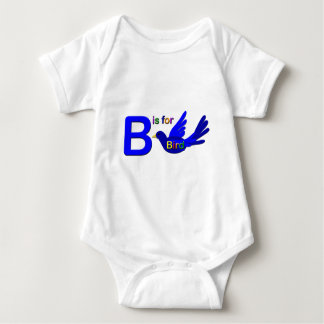 B is for Bird Infant Creeper