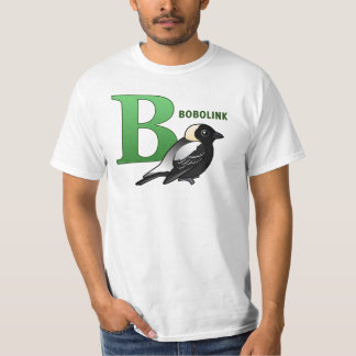 B is for Bobolink T-shirt