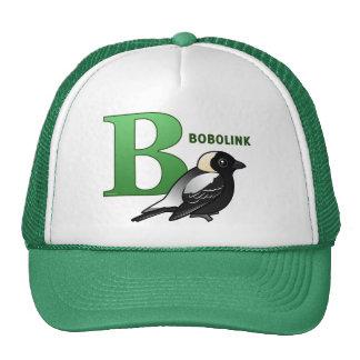 B is for Bobolink Trucker Hat