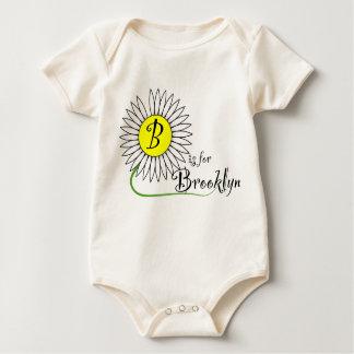 B is for Brooklyn Daisy Bodysuits