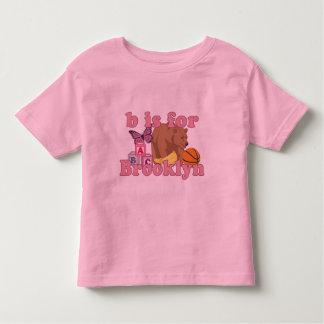 B is for Brooklyn Tee Shirt
