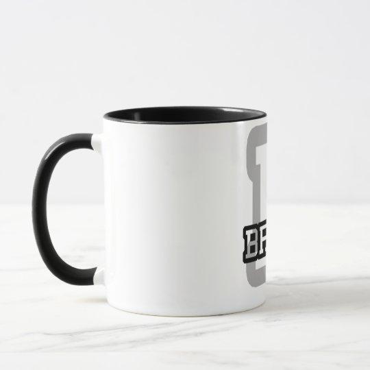 B is for Bryce Mug