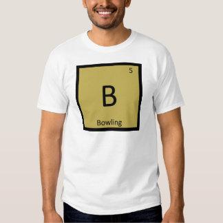 B - Los bolos se divierten la tabla periódica de Polera