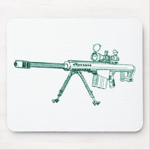 B M107 bosquejo de 50 calorías Alfombrilla De Raton