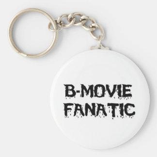 B-Movie Fanatic Keychain