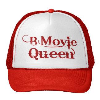 B Movie Queen Trucker Hat