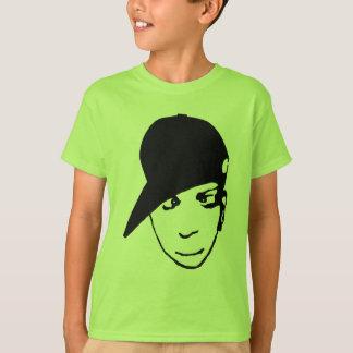 B-muchacho del animado. Engranaje de Hip Hop Playeras