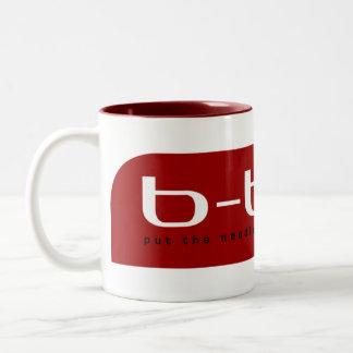 B-Muchacho (rojo) Taza