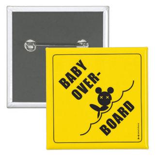 B.O.B. teddy Pin