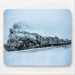 B&O Locomotive in Service Mouse Pad