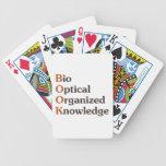 B.O.O.K. BICYCLE CARD DECKS