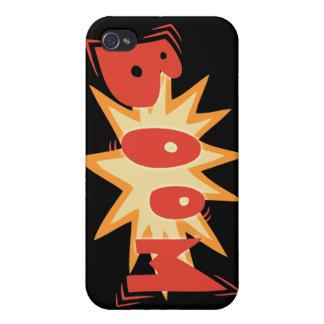 B O O M iPhone 4 COVERS