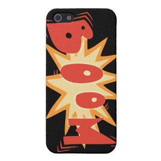 B O O M iPhone 5 CASES