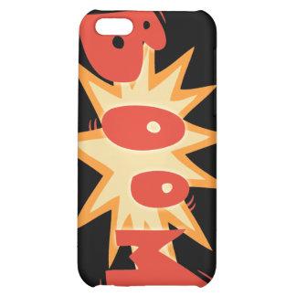 B O O M iPhone 5C CASES