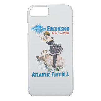 B+O Railroad Excursion 1900 iPhone 7 Case