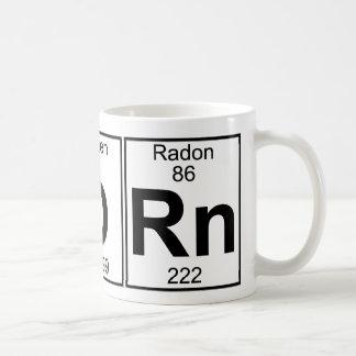 B-O-Rn (born) - Full Coffee Mug