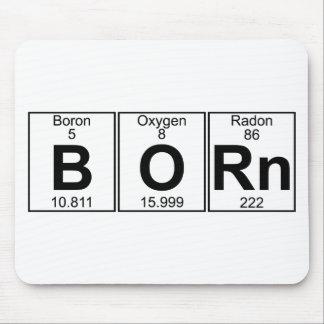 B-O-Rn (born) - Full Mouse Pad
